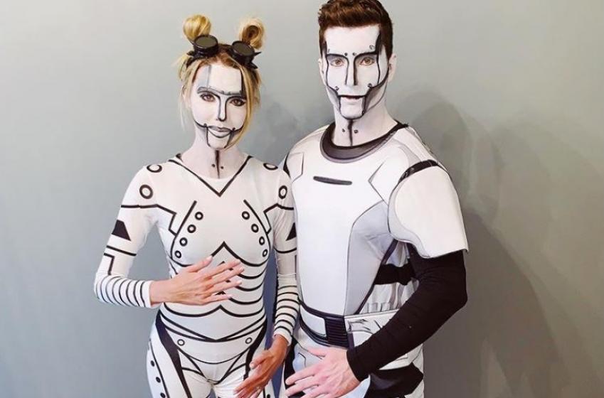 Compilation des meilleurs costumes d'Halloween de joueurs de la LNH!