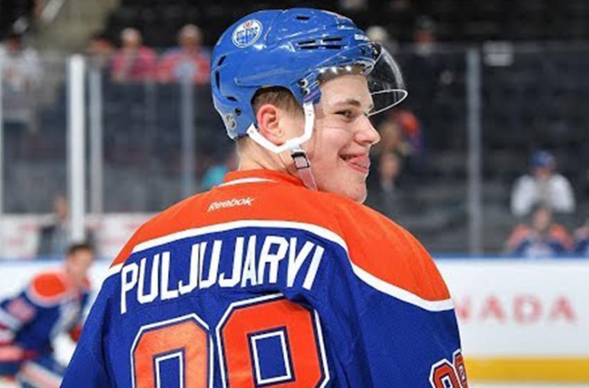 Jesse Puljujarvi refuse de revenir dans la LNH!