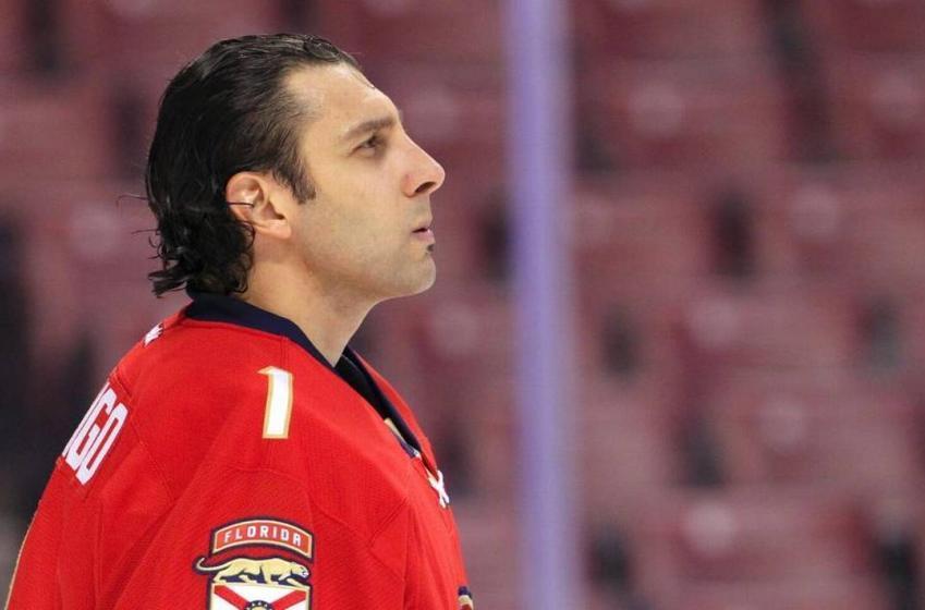 Roberto Luongo est embauché par les Panthers!