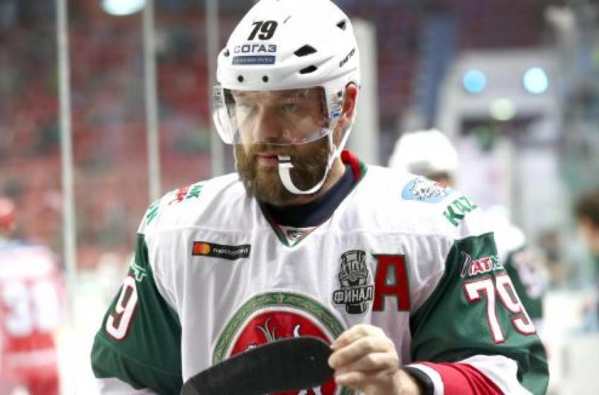 Débuts catastrophiques pour Andrei Markov dans la KHL
