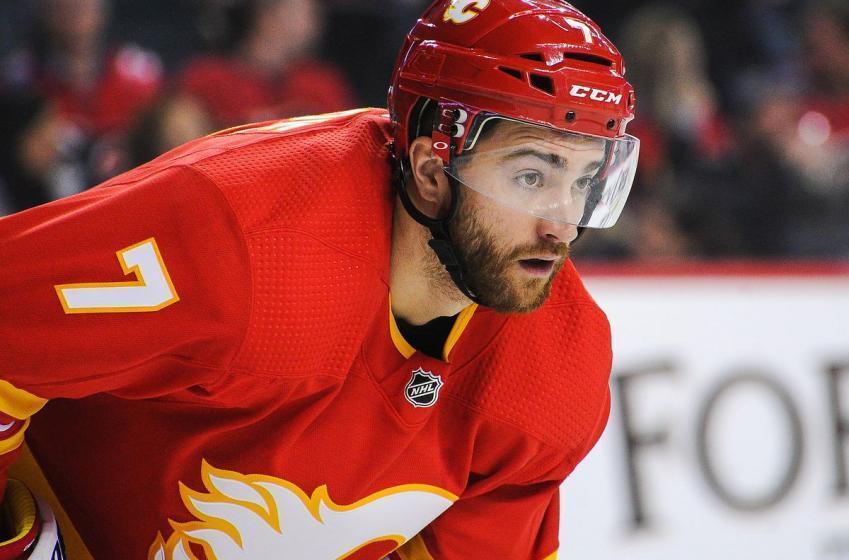 La direction des Flames donne une mise à jour de l'état de TJ Brodie