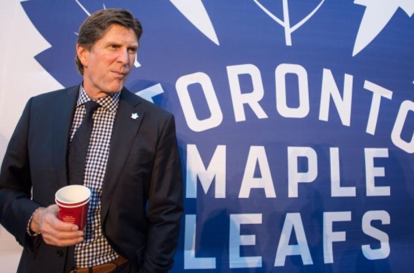 Les Maple Leafs congédient Mike Babcock
