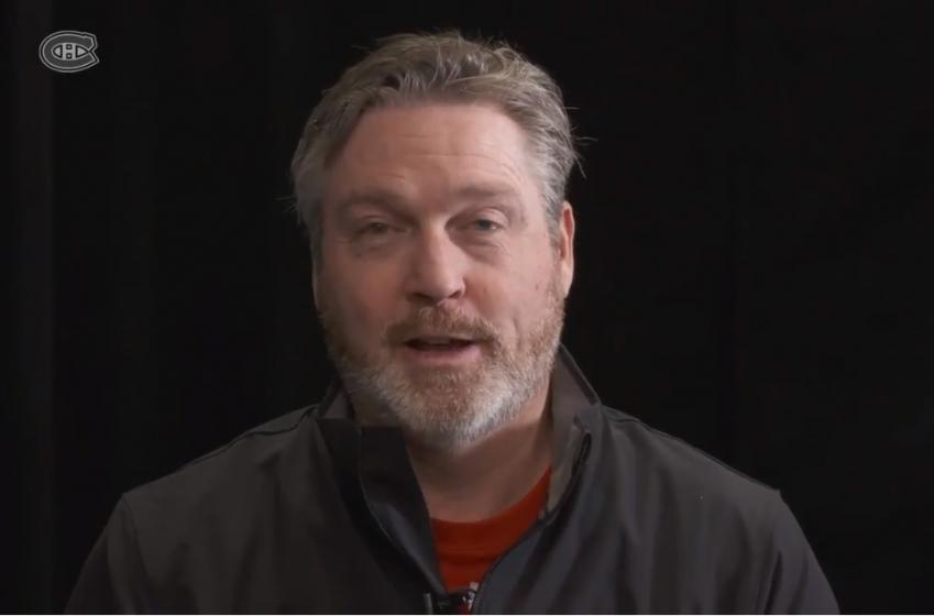 Patrick Roy raconte la fois où il a blessé Guy Carbonneau au McDo avec un café!