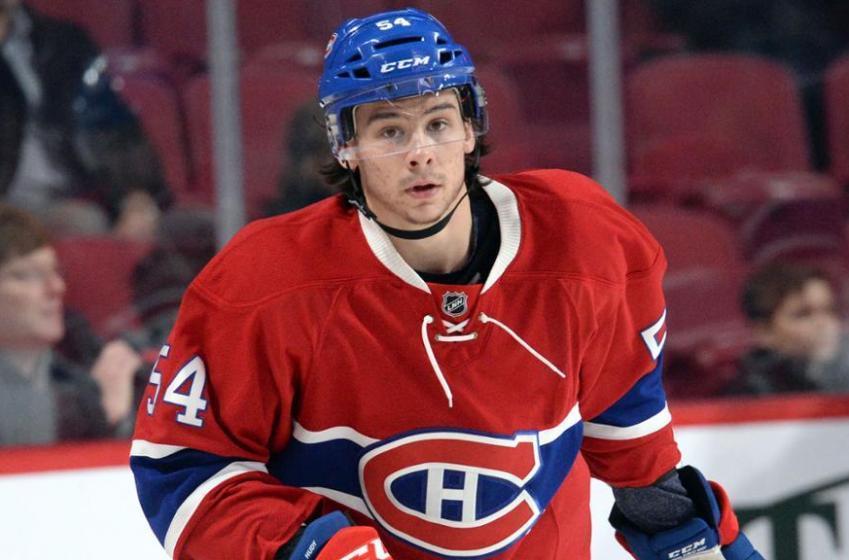 Charles Hudon est renvoyé à Laval