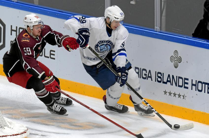 "Il y a un ""Gretsky"" dans la KHL"