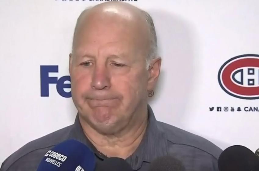 Claude Julien explique pourquoi Primeau joue ce soir et non demain