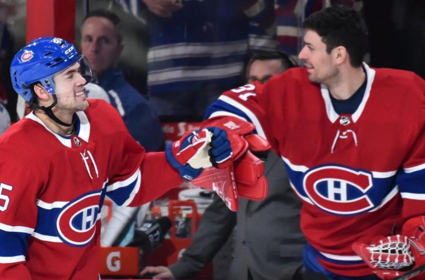 Le Canadien retourne Ryan Poehling dans la Ligue Américaine
