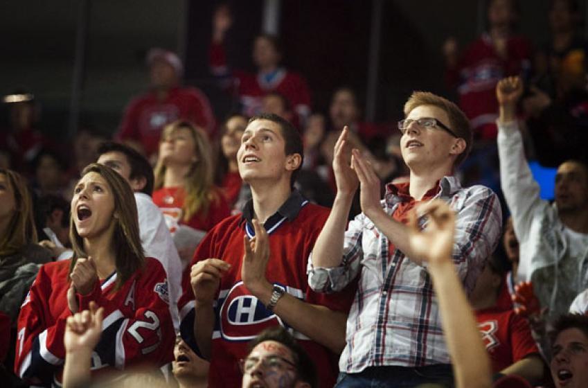 Le Canadien a changé sa chanson d'ouverture au Centre Bell