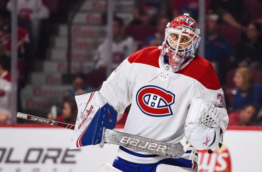 Le Canadien renvoie Cayden Primeau à Laval