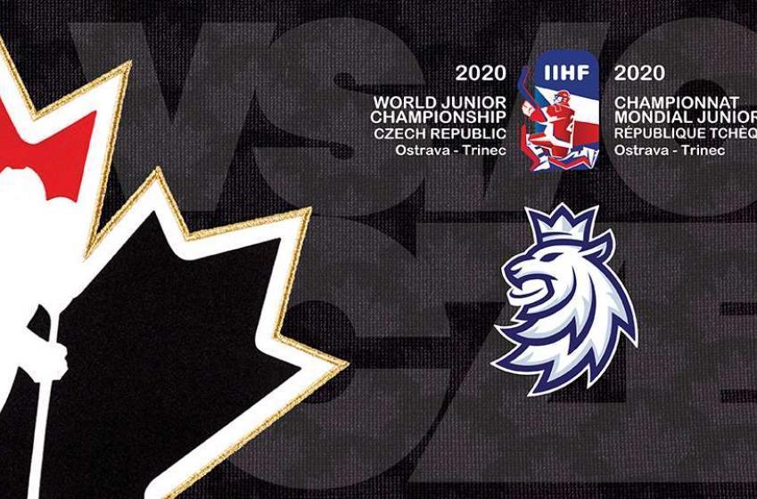WJC: Team Canada termine au premier rang de son groupe