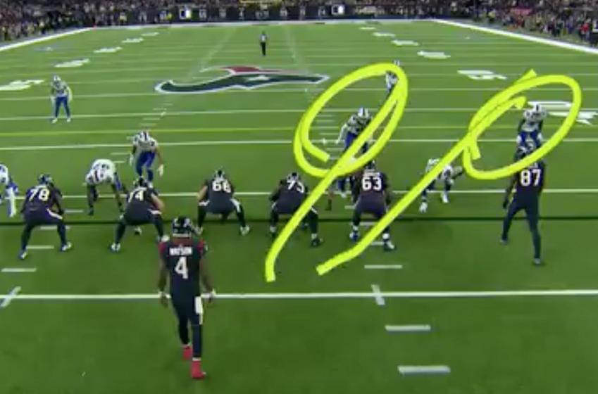 Un analyste de la NFL dessine un pénis en direct, mais c'est ce qu'il dit qui rend le tout hilarant