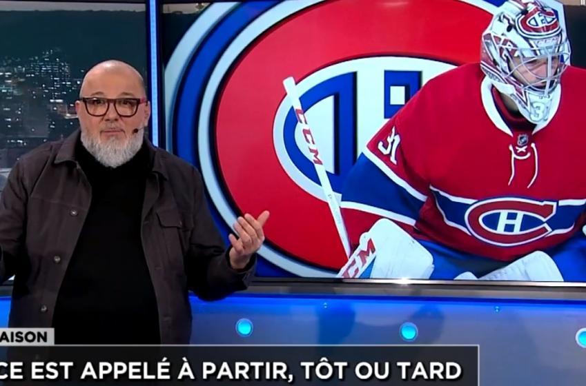Jean-Charles Lajoie assure que Carey Price ne terminera pas son contrat à Montréal
