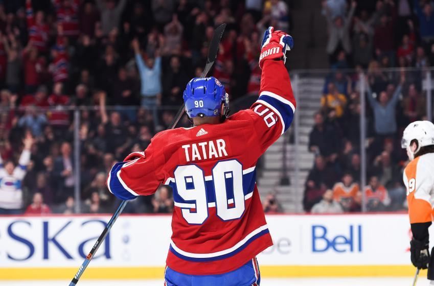 Les Penguins et les Oilers auraient Tomas Tatar dans leur viseur