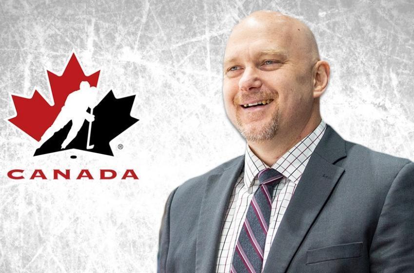 André Tourigny est nommé entraîneur-chef de Team Canada