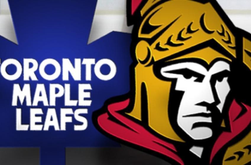 Transaction entre les Maple Leafs et les Sens