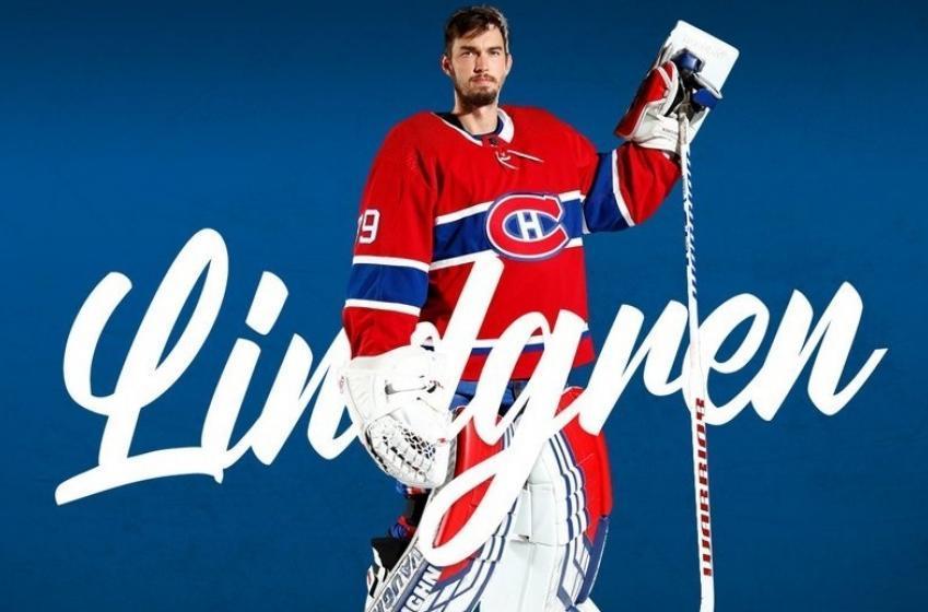 Charlie Lindgren terminera la saison à Montréal