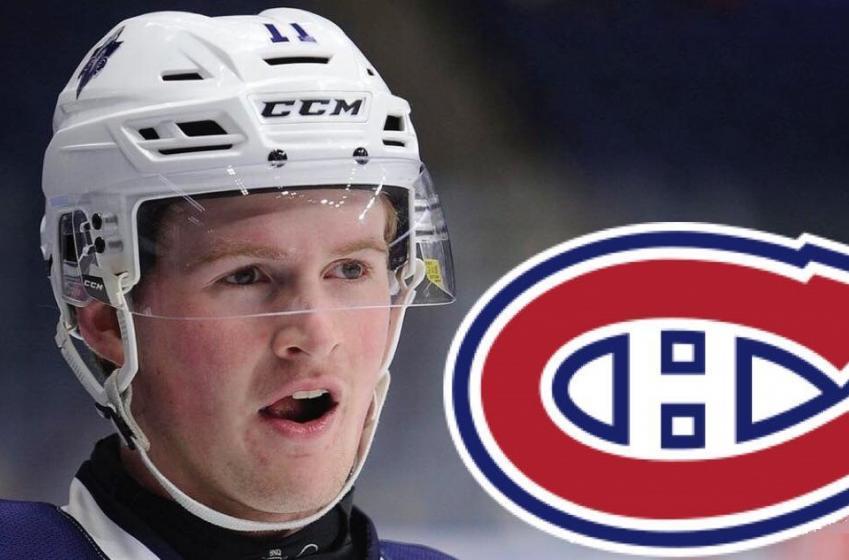 Alexis Lafrenière confirme que le Canadien ne l'a pas contacté
