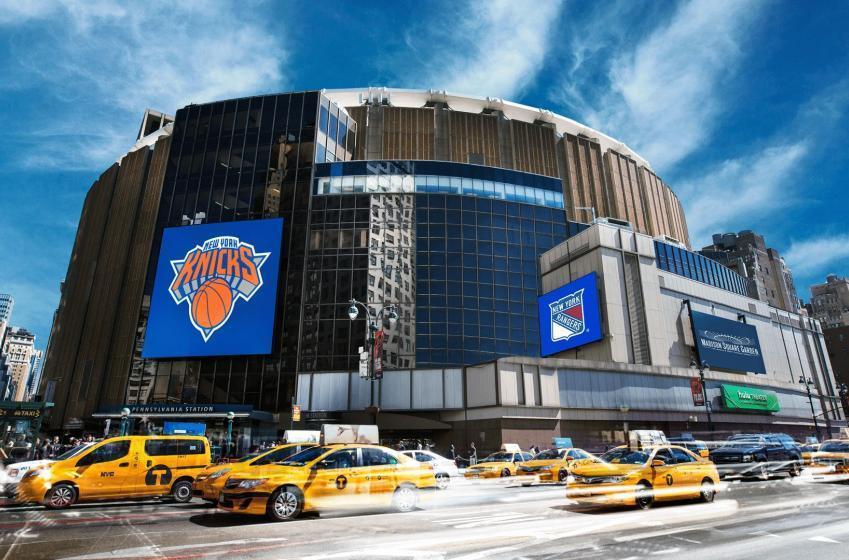 Les Rangers ont offert de transformer le Madison Square Garden en hôpital