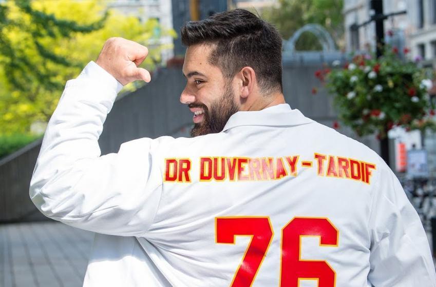 Laurent Duvernay-Tardif a contacté le gouvernement pour offrir de l'aide