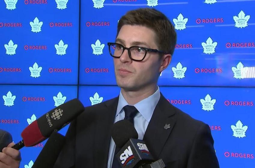 Les Leafs ont un avantage majeur sur les autres équipes dans la course aux joueurs KHL