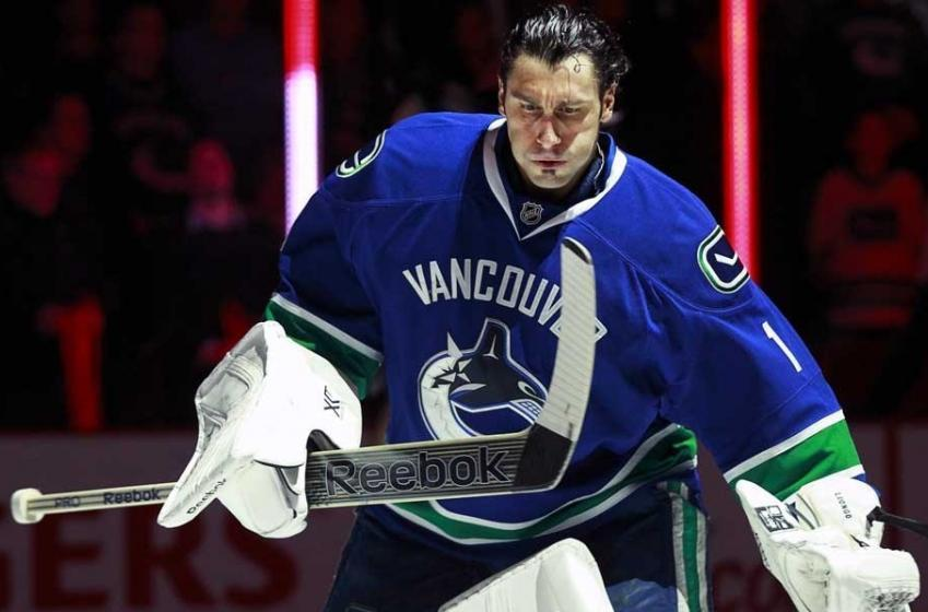 Les Maple Leafs ont tenté d'acquérir Roberto Luongo