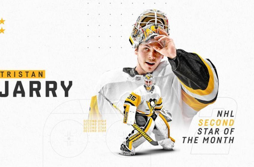 Les Penguins ont offert Tristan Jarry au Canadien