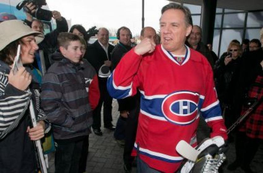 Le gouvernement du Québec permettra les matchs de sport professionnel