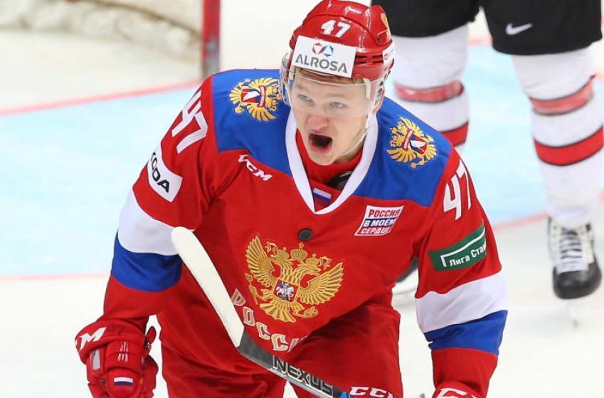 Ilya Kovalchuk commente l'arrivée dans la LNH de la prochaine vedette Russe
