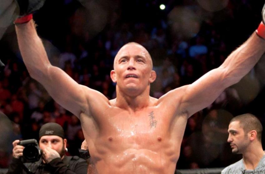 À VOIR |Georges St-Pierre au temple de la renommée de la UFC : des images qui donnent des frissons
