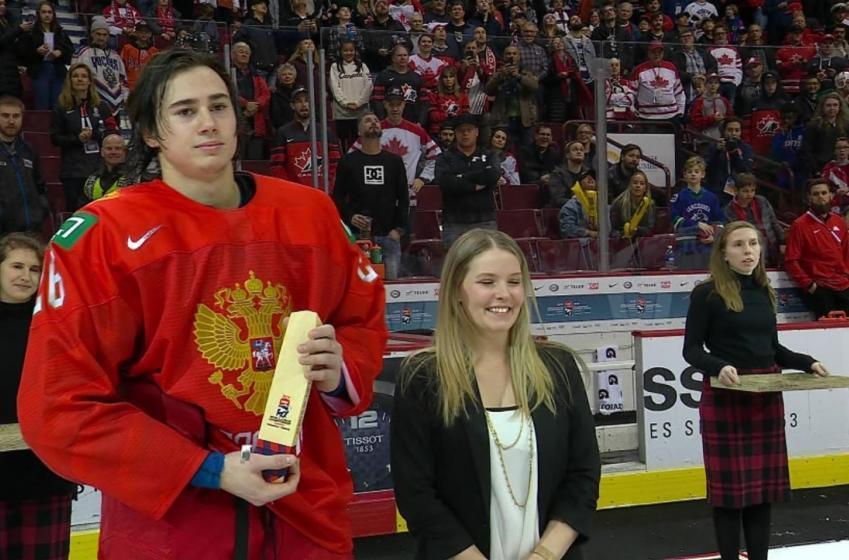 Alexander Romanov est comparé à cinq joueurs de la LNH