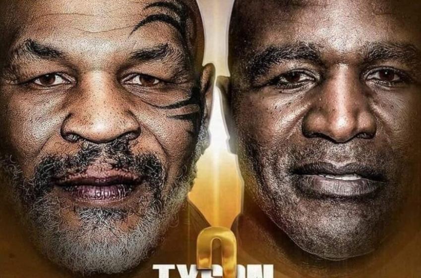 Mike Tyson pourrait affronter Evander Holyfield!