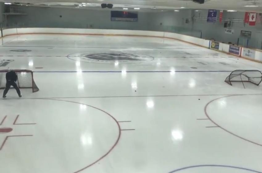 Les entraînements sur glace sont déjà commencés dans la LNH!