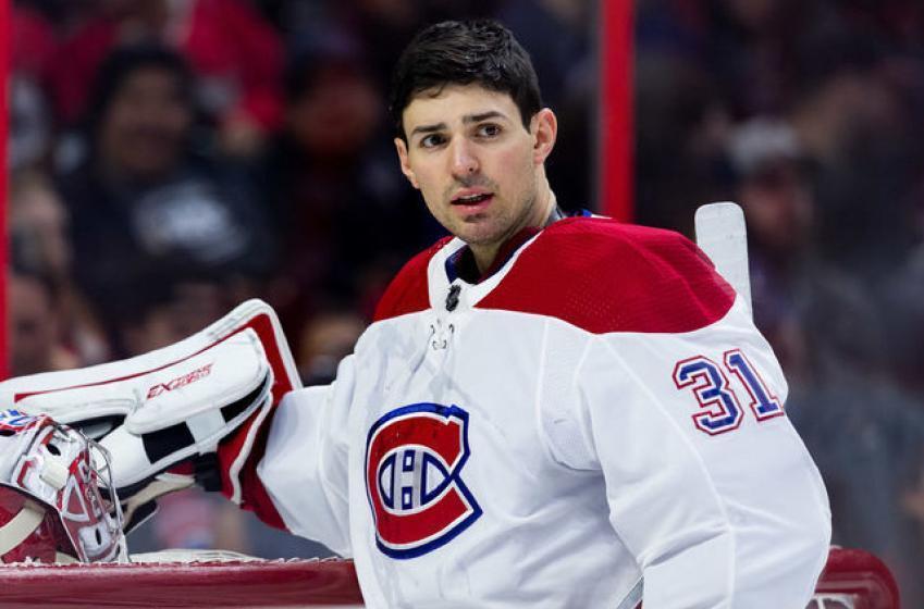 Des doutes sur le futur de Carey Price à Montréal émergent…