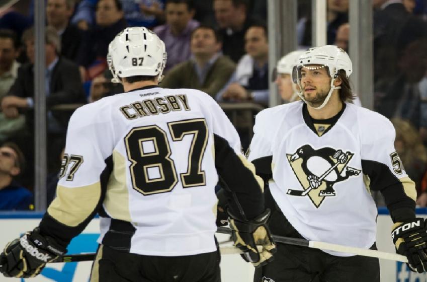 Les joueurs des Penguins sont déjà tous à Pittsburgh et à l'entraînement