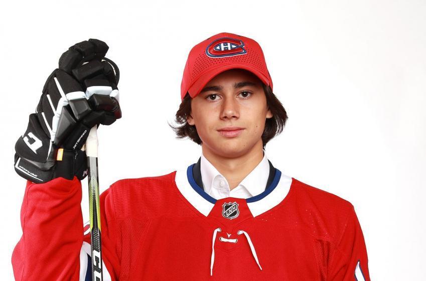 Un journaliste croit qu'Alexander Romanov aurait pu jouer... S'il appartenait aux Bruins