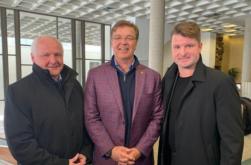 L'équipe de la ECHL à Trois-Rivières portera les couleurs du Canadien