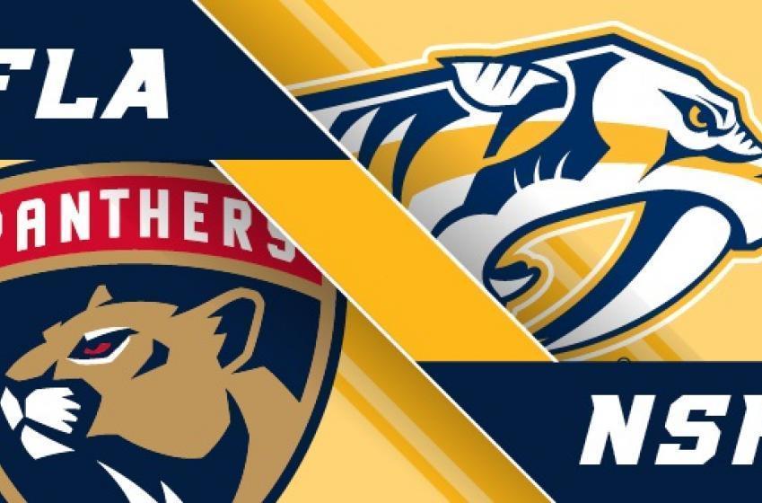 Les Panthers et les Predators modifient leur logo