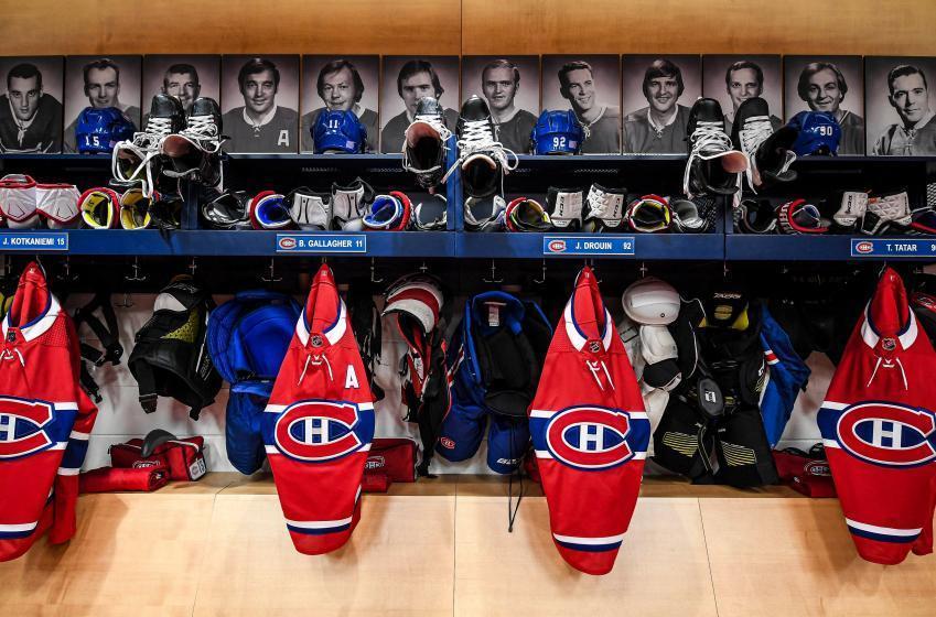 Le Canadien dévoile la liste des 33 joueurs à son camp d'entraînement