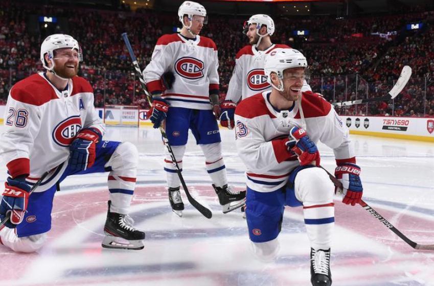 Le Canadien dévoile l'horaire de son camp d'entraînement