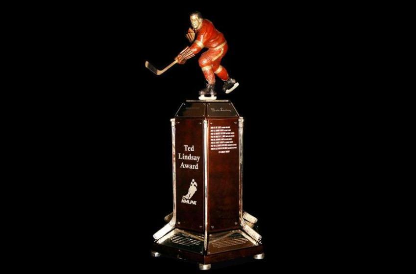 Les trois finalistes pour le joueur de l'année dans la LNH sont connus