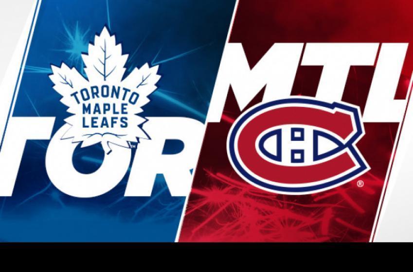 Le Canadien affrontera les Maple Leafs dans deux semaines