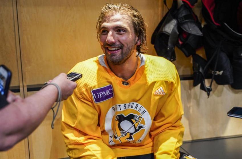 Les Penguins ne semblent pas impressionnés par l'attaque du Canadien