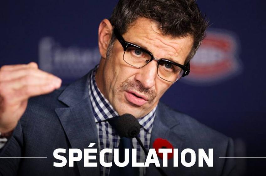 Un analyste suggère une transaction entre le Canadien et les Canucks