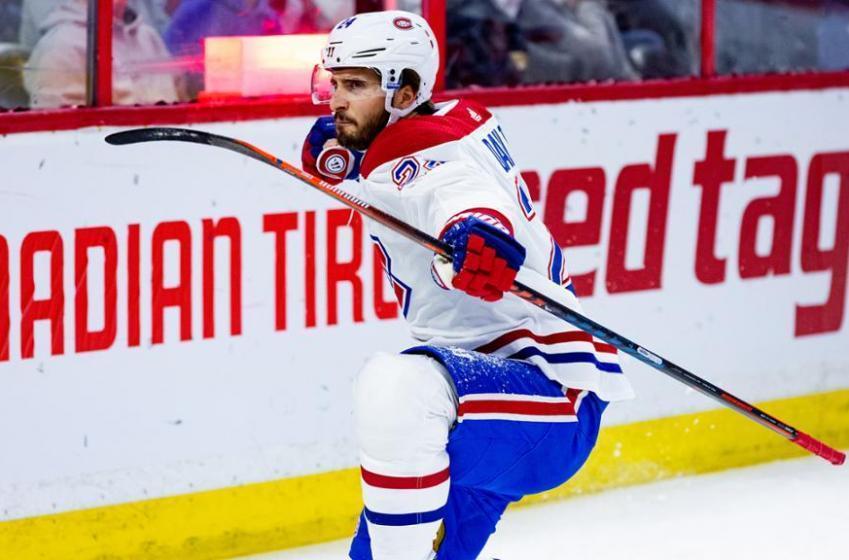Les Rangers pourraient tenter d'acquérir Phillip Danault