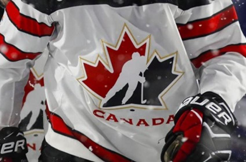 Voici les trios de Team Canada Junior au camp d'entraînement