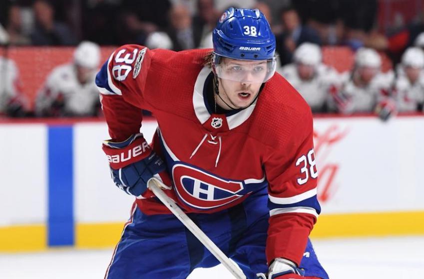 Nikita Scherbak tente-t-il de revenir avec le Canadien?