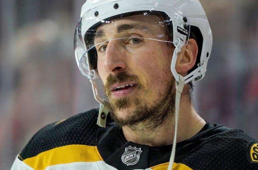 Les Bruins humilient Brad Marchand sur les réseaux sociaux!