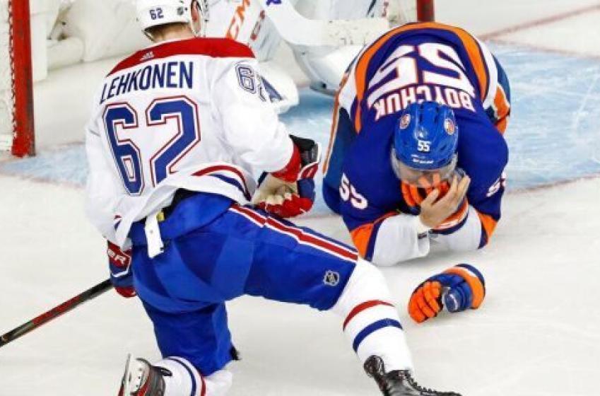 Johnny Boychuk est forcé de mettre un terme à sa carrière