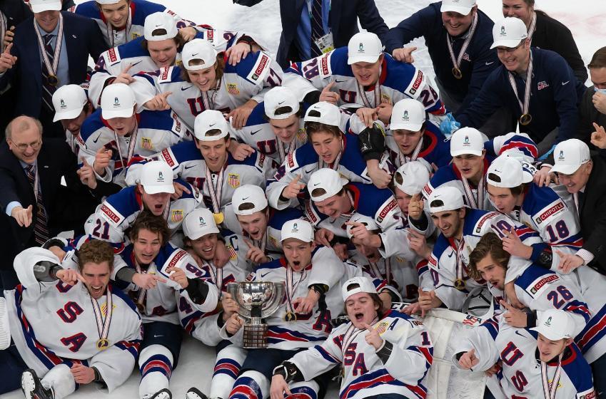 Team USA accusé d'avoir humilié le Canada dans ses célébrations