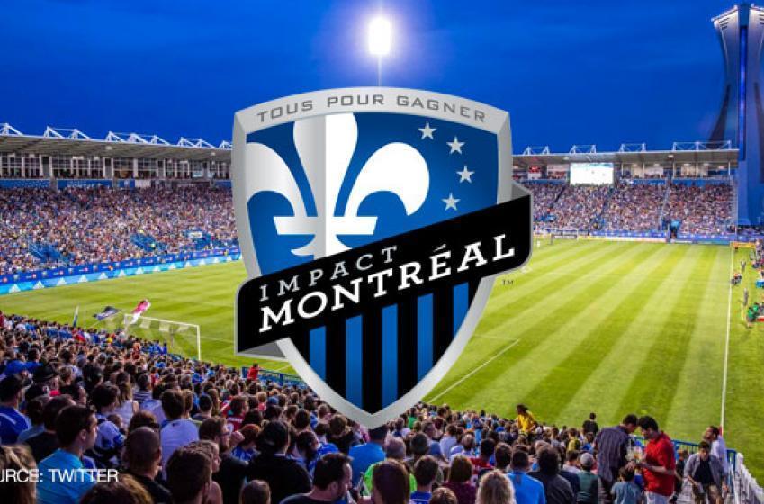 L'Impact de Montréal change de nom et de logo